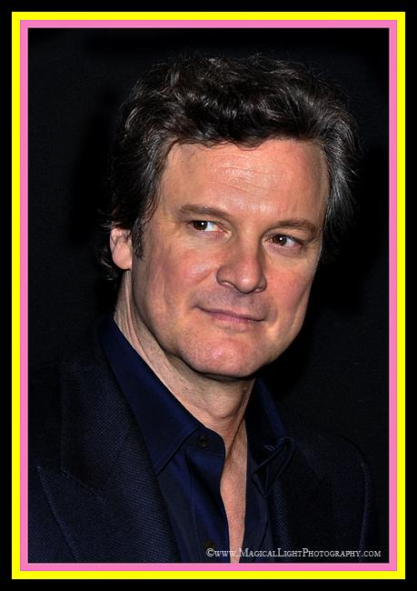 "Colin Firth<br />2011 Oscar Nominee<br />Best Actor<br />""The King's Speech""<br />Nominated for his work in ""The King's Speech.""<br />2010 Oscar for Single Man"