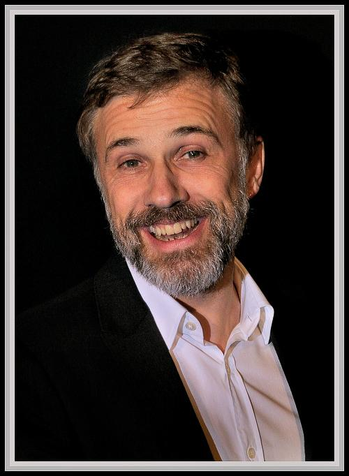 "Christoph Waltz<br />OSCAR WINNER<br />2010 Best Supporting Actor<br />""InglouriousBasterds"""